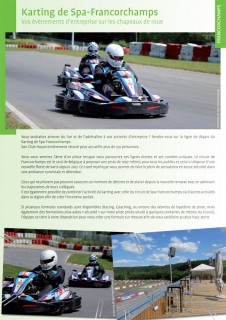 Karting de Spa-Francorchamps