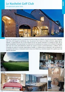 Le Naxhelet Golf Club