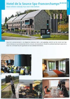 Hotel de la Source Spa-Francorchamps****