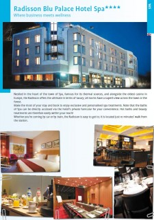 Radisson Blu Palace Hotel Spa****