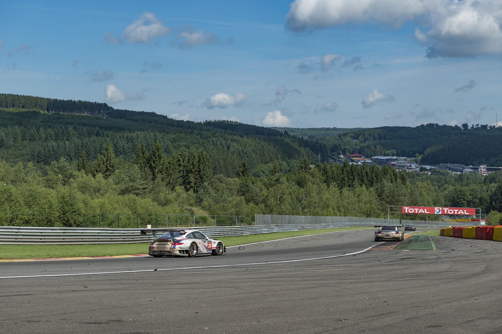 Circuit de Spa-Francorchamps - Total 24H