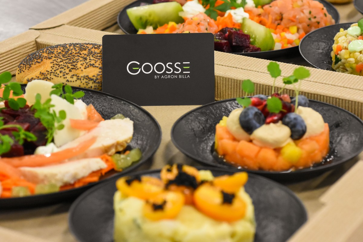 Traiteur Goosse - Grivegnée - Lunch box
