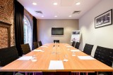 Mercure Liège City Centre - Meeting room - Boardroom setup - Front view