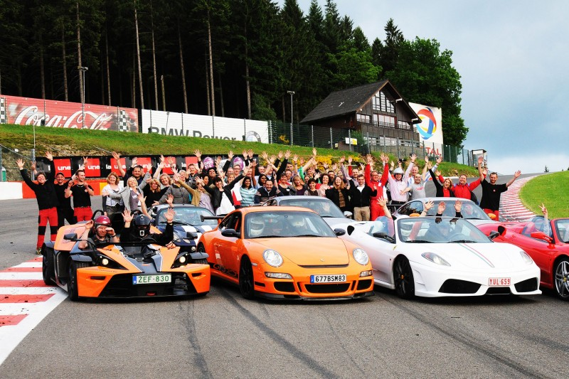 Adrenaline Event - Francorchamps - Cars
